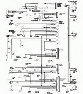 1984 Chevrolet El Camino Wiring Diagram Part 1  61802