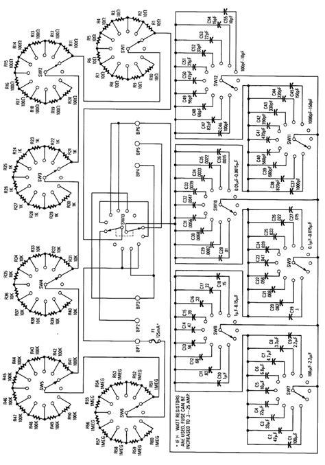 rcdecadebox electricalequipmentcircuit circuit