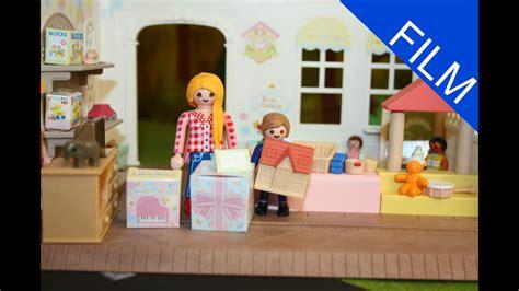Playmobil Film Deutsch Ein Besonderes Geburtstagsgeschenk