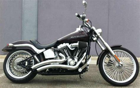 2007 Harley-davidson Fxstd Softail Deuce