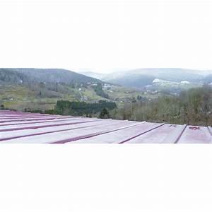 Panneau isolant pour toitures chaudes BATIROC