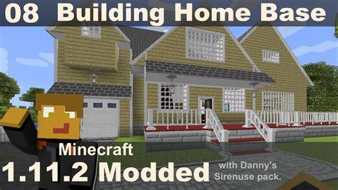 modded  base build  chisels bitscooking  blockheads  youtube