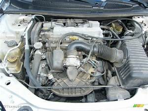 2003 Dodge Stratus Se Sedan 2 4 Liter Dohc 16