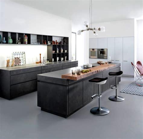 minimalist kitchen design concrete minimalist kitchen design from leicht 4141