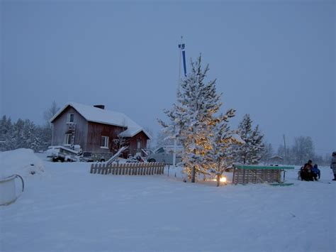 winter wonderland day trip  lapland