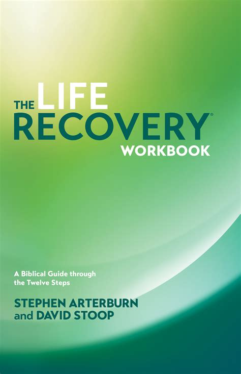 tyndale  life recovery workbook  biblical guide