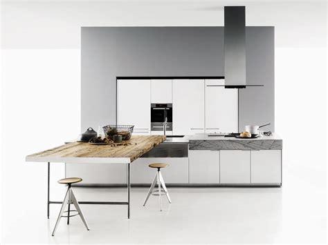 cuisines boffi cuisine avec îlot duemilaotto by boffi design piero lissoni