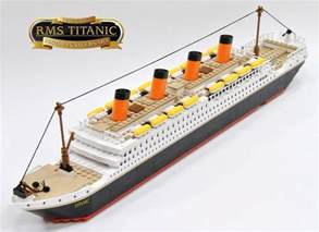 1000 images about lego on lego models rms titanic and space crafts