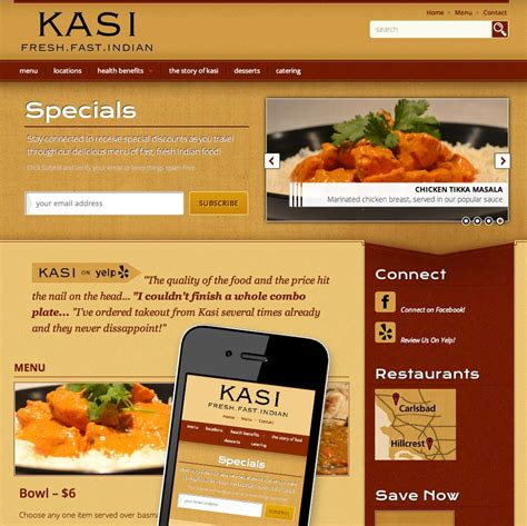 cuisine site theme customizations for restaurant website evolution design