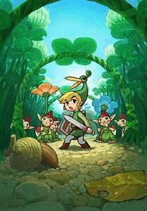 Walkthroughthe Legend Of Zelda The Minish Capj Man