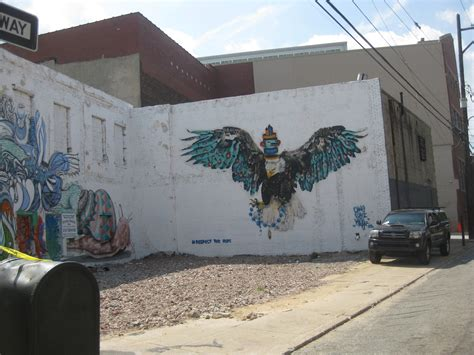 awesome murals awesome murals appear on north 2nd street ocf realty