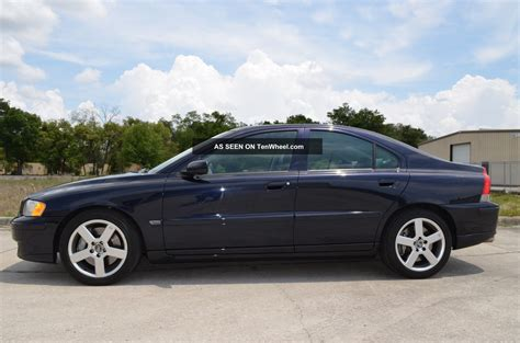 Volvo S60 2006 by 2006 Volvo S60 R Awd Loaded 6 Spd
