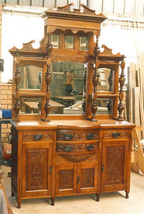 superb carved edwardian Sideboard 7   Clarelle Furniture