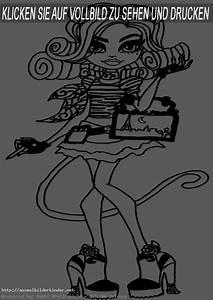 Monster High Kostüme Für Kinder : ausmalbilder kinder monster high 2 ausmalbilder f r kinder ~ Frokenaadalensverden.com Haus und Dekorationen