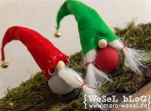 Filz Wichtel Basteln : weihnachtswichtel goldigkeitsfaktor 10 handmade kultur ~ Pilothousefishingboats.com Haus und Dekorationen