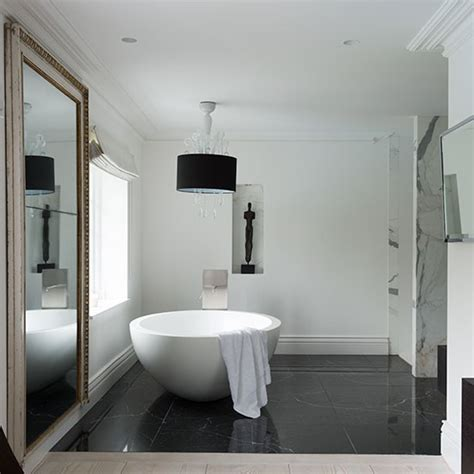 Modern Marble Bathroom Ideas by Luxurious Modern Marble Bathroom Decorating
