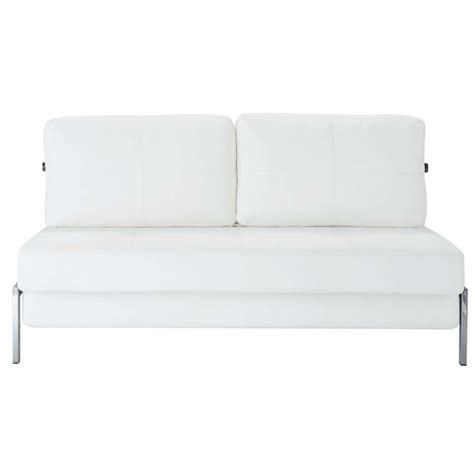 but canap convertible 2 places canapé blanc 2 places convertible detroit maisons du monde
