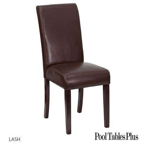 Parsons Armchair by Brown Parsons Chair