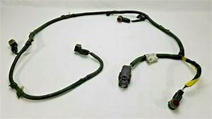 2013 Ford Fusion Park Aid Bumper Harness And Sensors