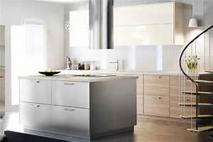 Petit Ilot Central Cuisine Ikea : lot central cuisine ikea et autres l 39 espace de cuisson ~ Melissatoandfro.com Idées de Décoration
