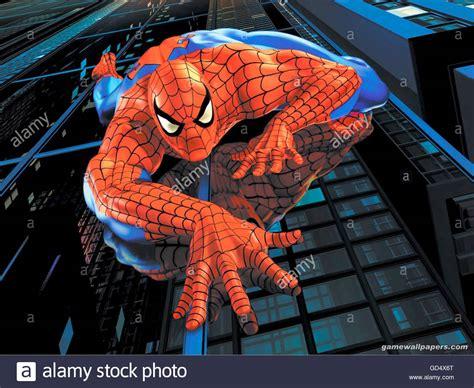 Spiderman Cartoon Stock Photos & Spiderman Cartoon Stock