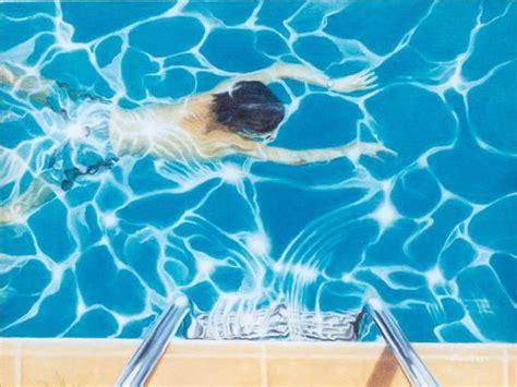 Swimming Pool Hockney