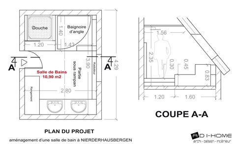 salle de bain plan de cagne maison design bahbe