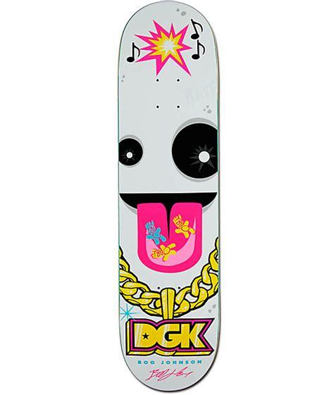 Zumiez Blank Skate Decks by Dgk Boo Chain 8 0 Quot Skateboard Deck At Zumiez Pdp