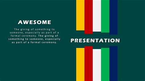 color slide color slide design in powerpoint 2016 powerpoint