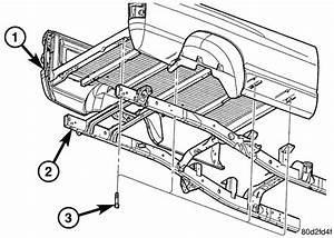 i would like to remove the bed of my 2003 dodge ram 3500 1 With 87 chevy s10 lifted