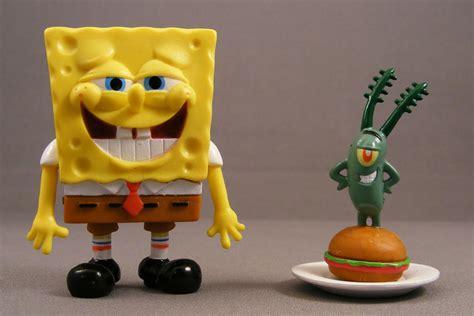 Review> Karate Spongebob, Sandy Cheeks, Spongebob W
