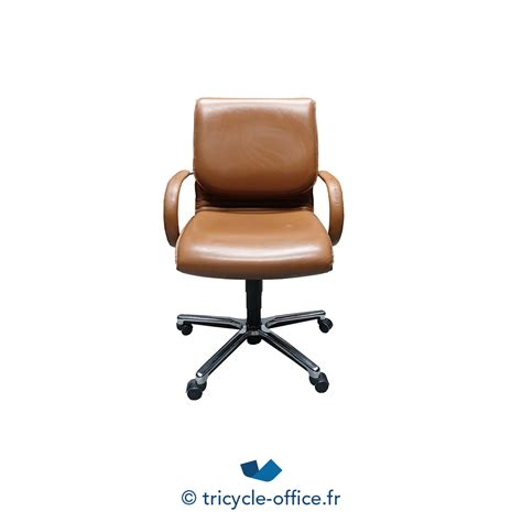 fauteuil de bureau occasion fauteuil de direction en cuir comforto tricycle office