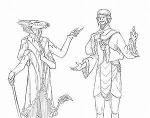 Four Arm Buddies by QuazarShark on DeviantArt