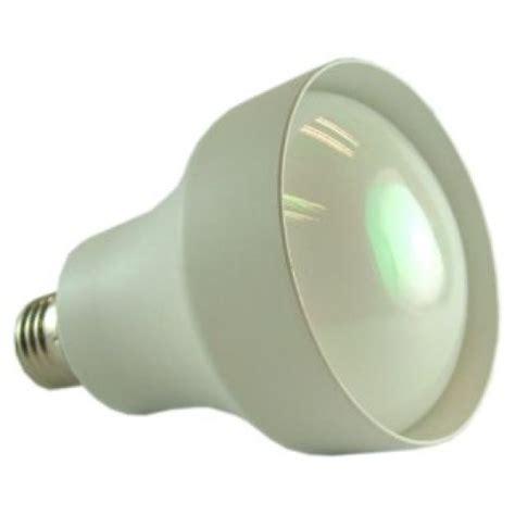 100 watt g e r80 genura energy saving reflector light bulb