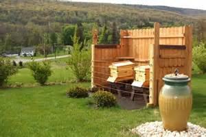 Honey Bee Hive Fencing