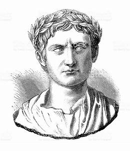 Julius Caesar clipart Augustus Caesar ClipArt - Pencil and ...