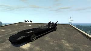 Grand Theft Auto IV - Infernus Batmobile (MOD) HD - YouTube