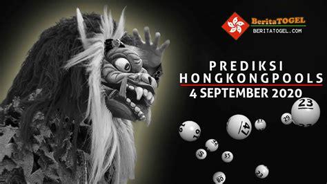 prediksi angka hongkong tanggal  september