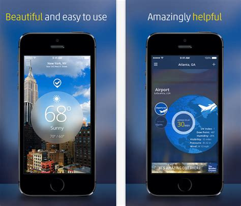 weather channel app for iphone weather channel revs iphone app newscaststudio 1219