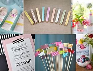 Idee Sympa Pour Bapteme : decoration bapteme faire soi meme ~ Farleysfitness.com Idées de Décoration