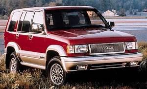 Isuzu Trooper 1995-2002 Service Repair Manual 1996 1997 1998