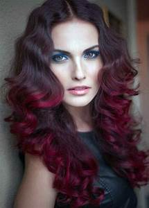 Red Violet Hair Color Ideas Pictures Fashion Gallery
