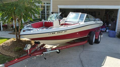 Four Winns Boats Pictures by Four Winns 190 Freedom 1990 For Sale For 3 900 Boats