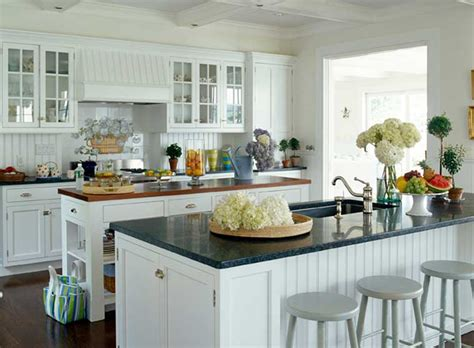 Beadboard Kitchen Cupboards : White Beadboard Kitchen Cabinets