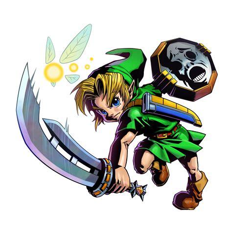 The Legend Of Zelda Majoras Mask 3d Artwork Released