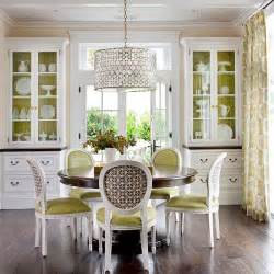 Dining Room Table and Cabinets