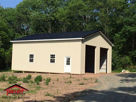 Residential Pole Building In Gilbertsville Pennsylvania