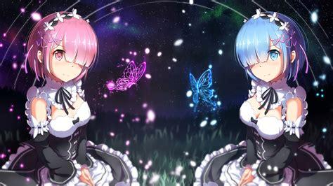 Anime Wallpaper Re Zero - re zero kara hajimeru isekai seikatsu animehd47
