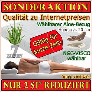 Matratze 160x200 Test : matratzen test angebote auf waterige ~ Frokenaadalensverden.com Haus und Dekorationen