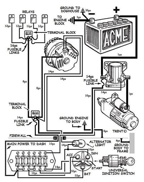 massey ferguson 135 diesel alternator wiring diagram wiring diagram massey ferguson wiring diagram massey